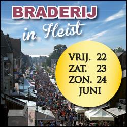 Braderij Heist-op-den-Berg 2018