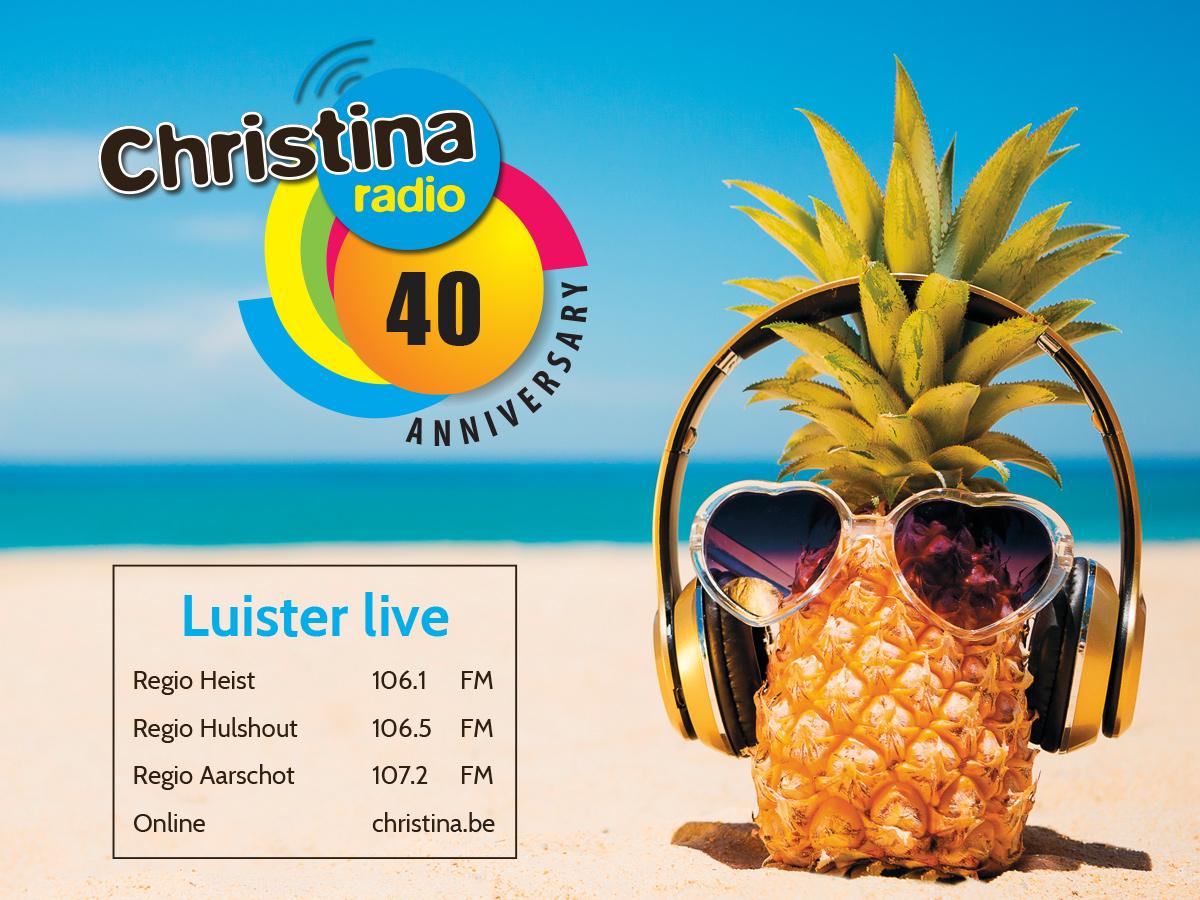 40 jaar Radio Christina!