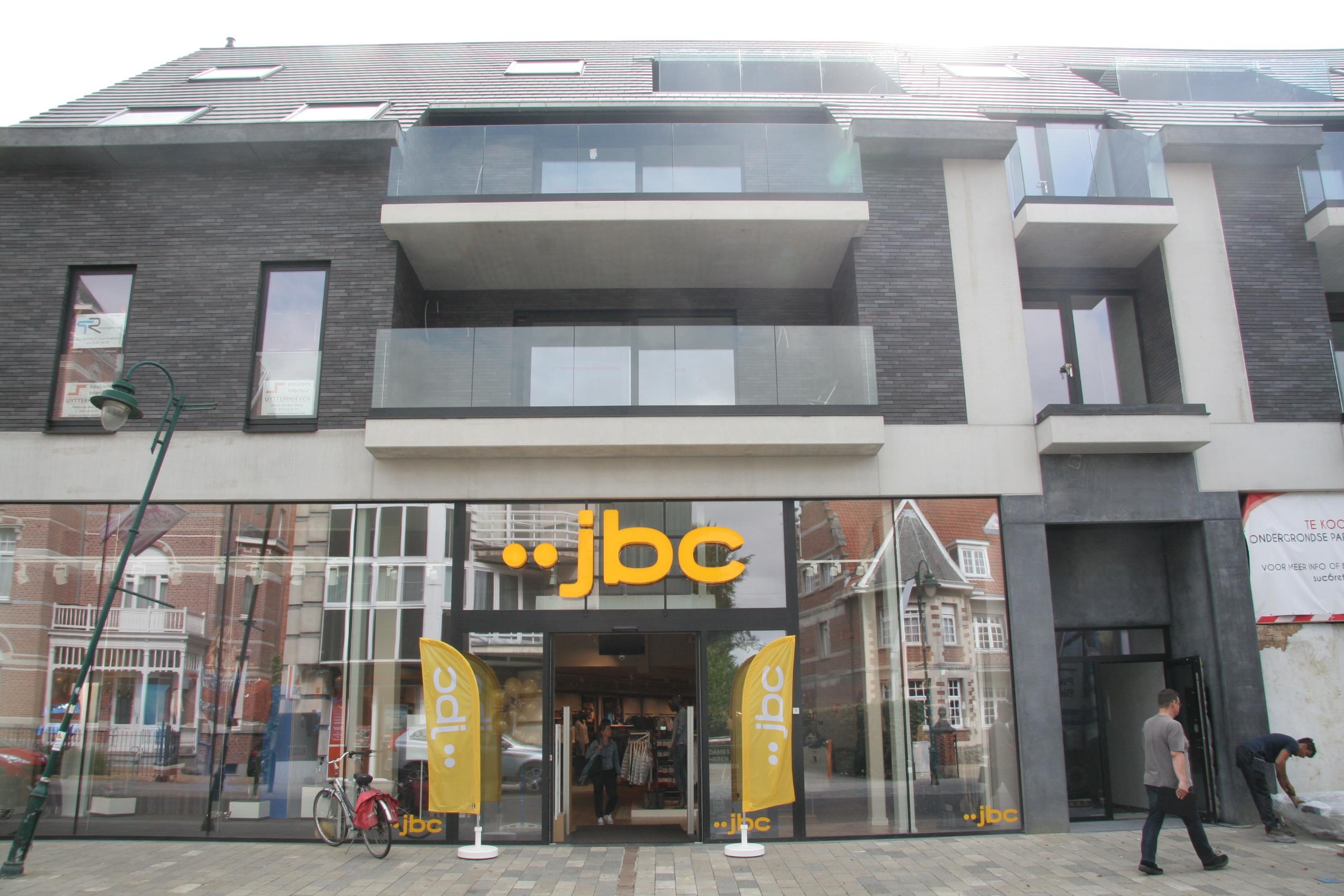 Nieuw in de Bergstraat: JBC