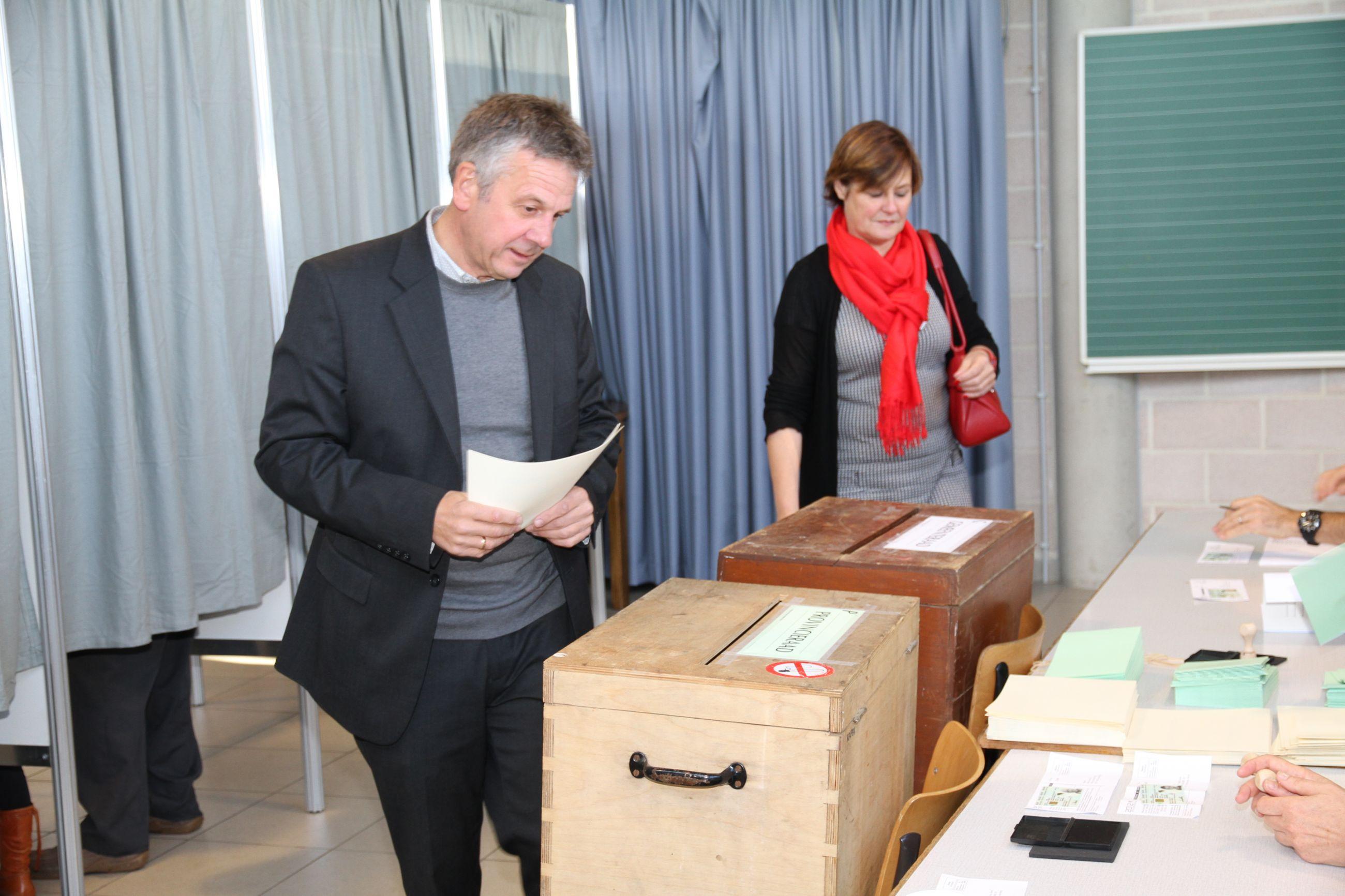 Vrijwilligers voor stembureaus