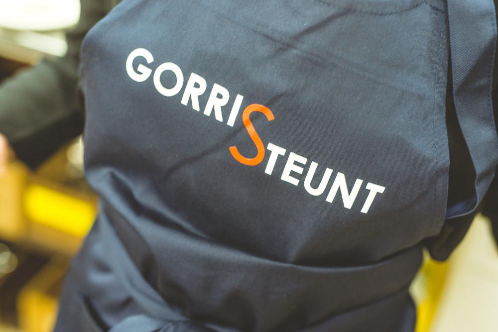 Gorris Steunt
