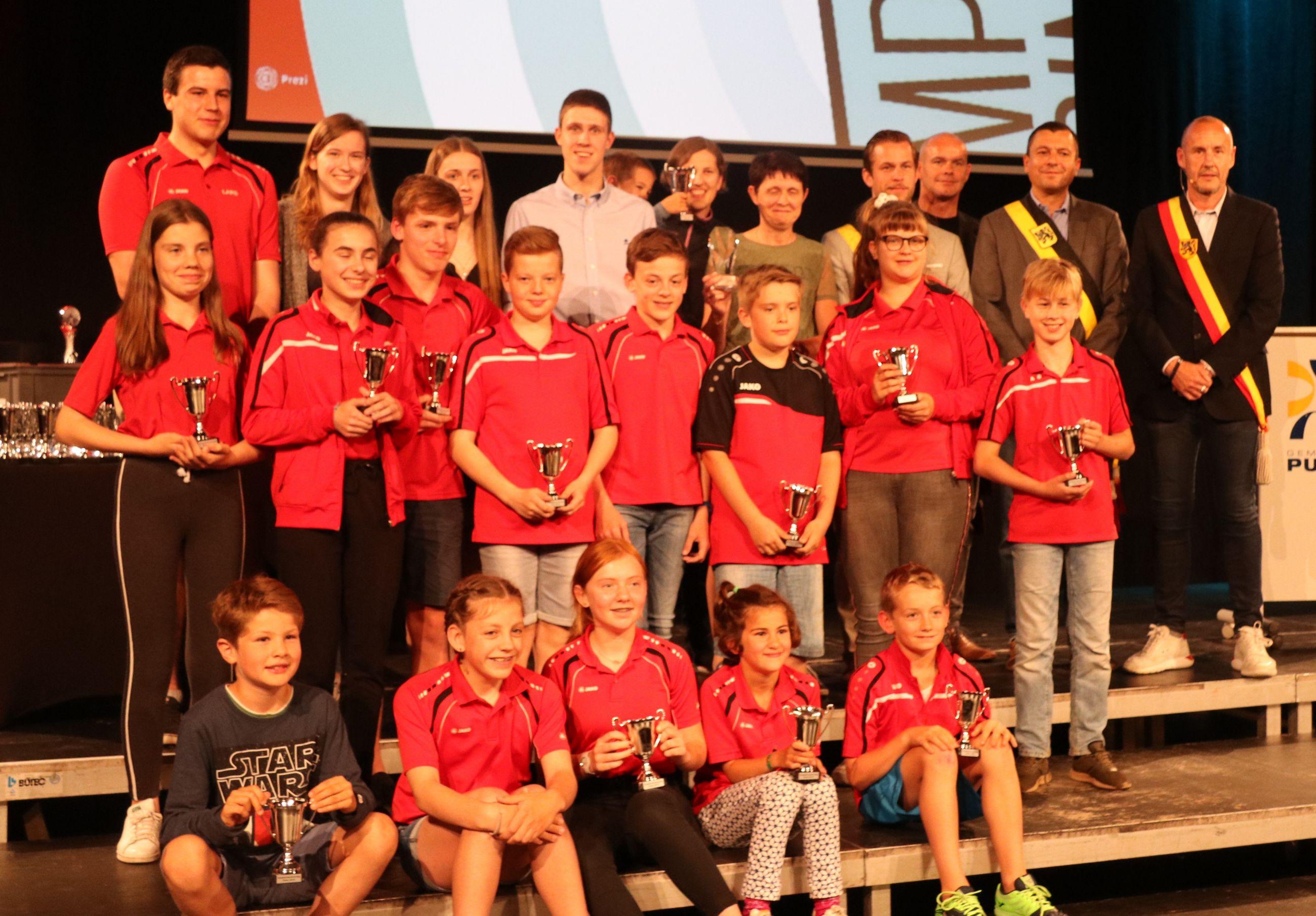 Speelt Badmintonclub Klein Boom nu met bronzen pluimpjes?
