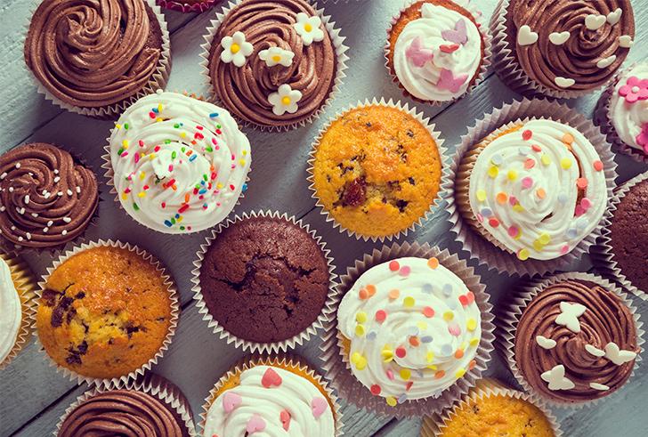 A cupcake a day ...