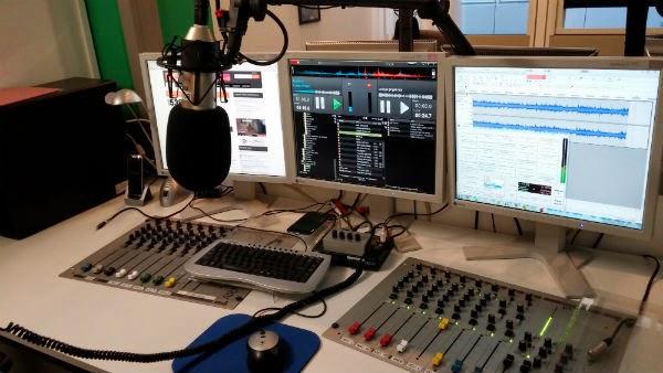 Gratis reclamecampagne op Radio Christina