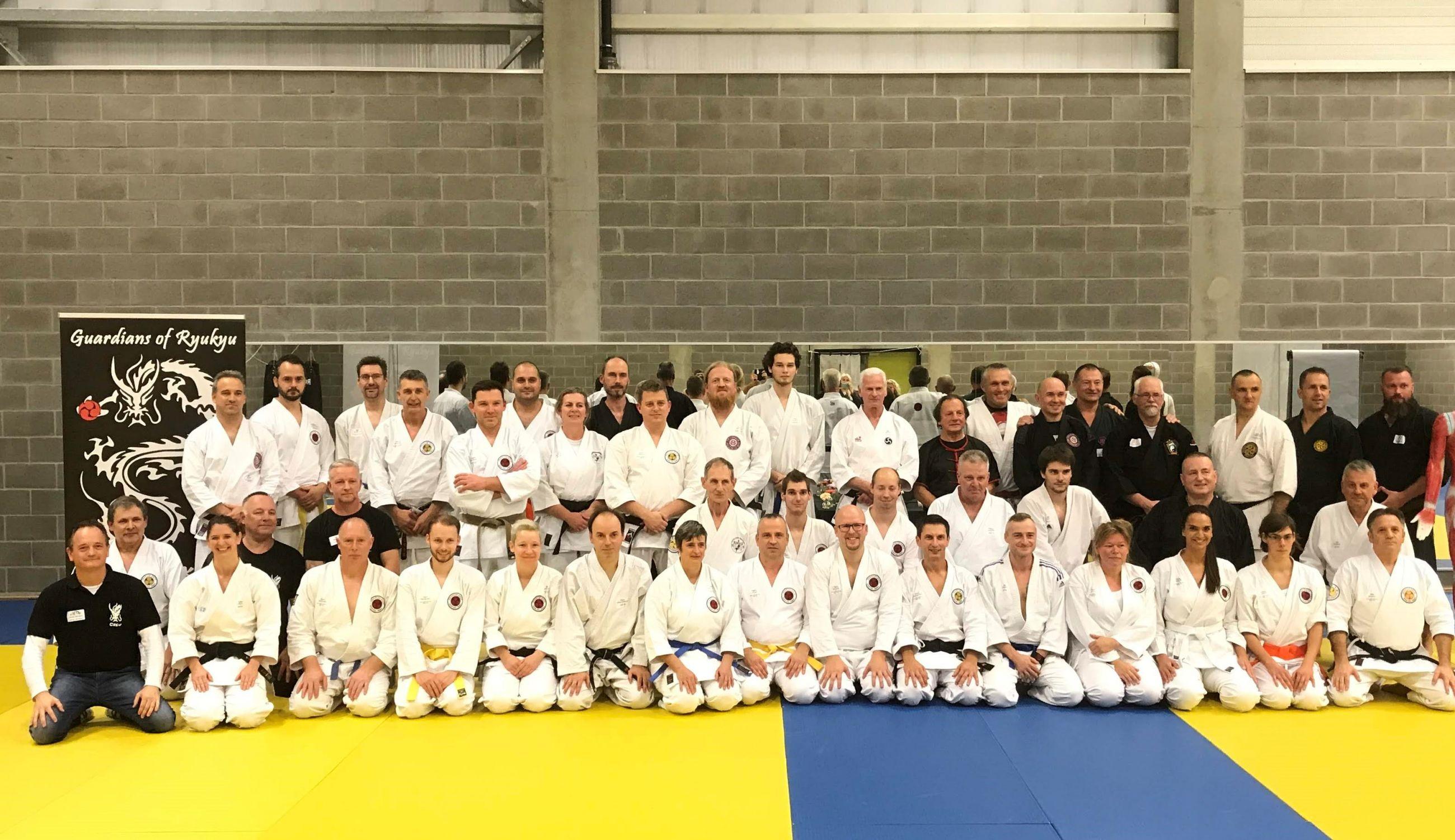 Heist even Europees centrum van karate