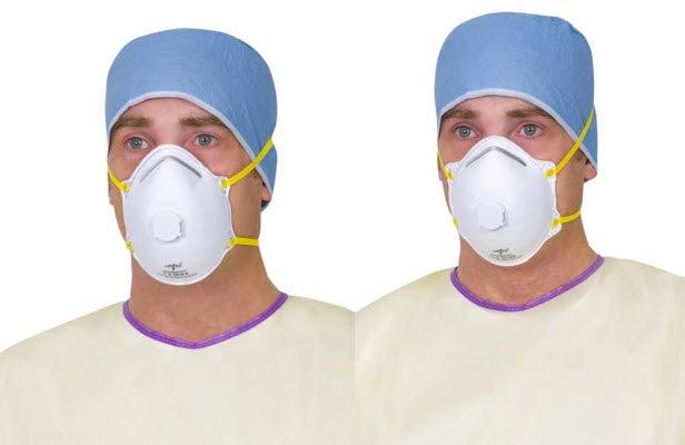 Lokale oproep voor mondmaskers
