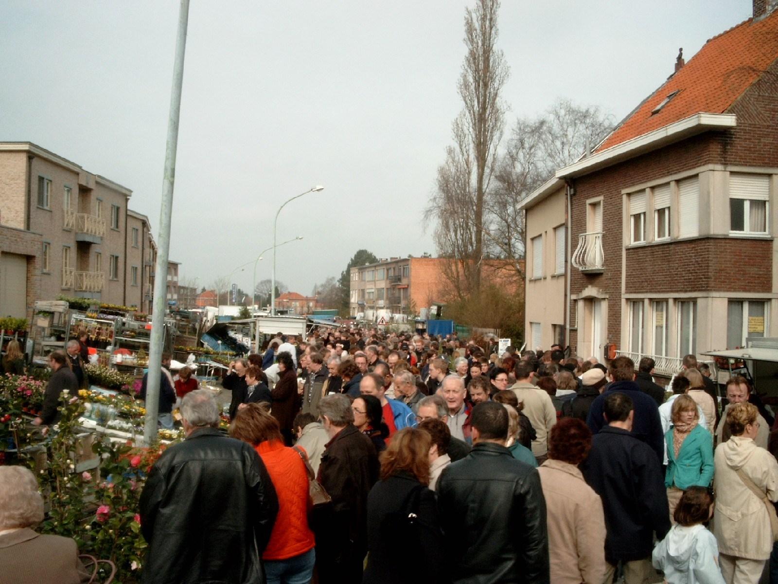 Max 400 bezoekers op de Voddemèt