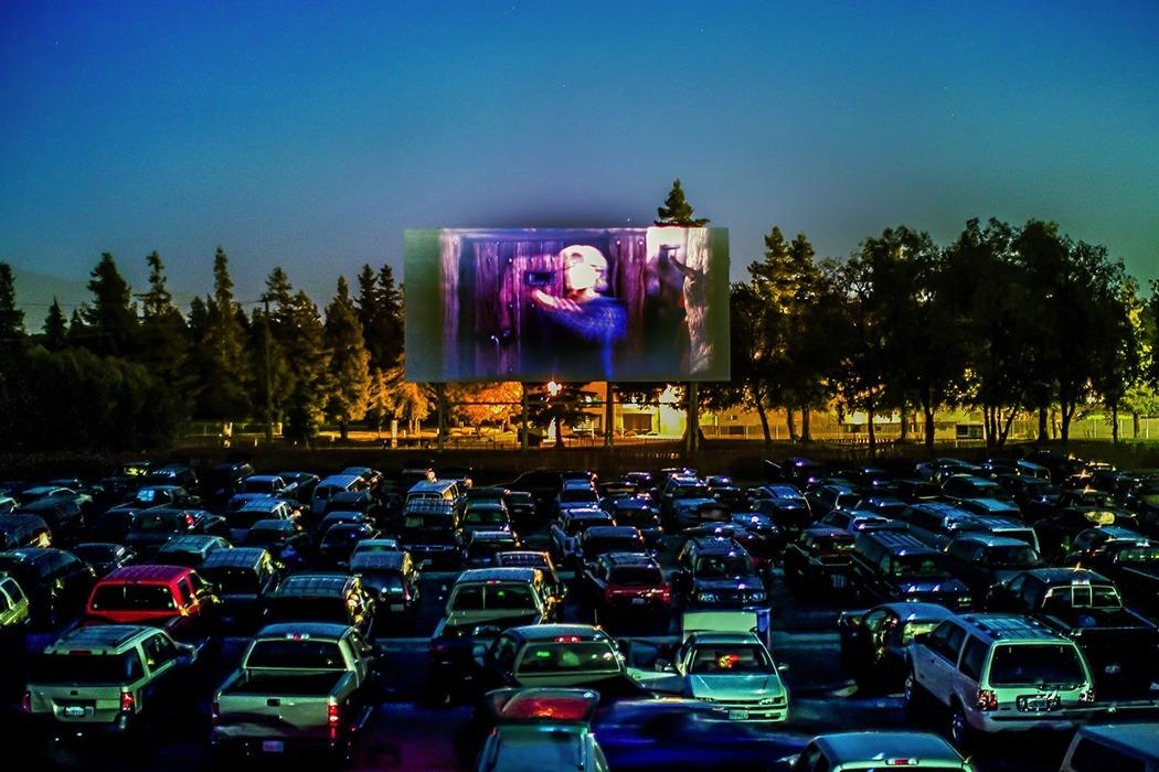 Terug cinema in Heist