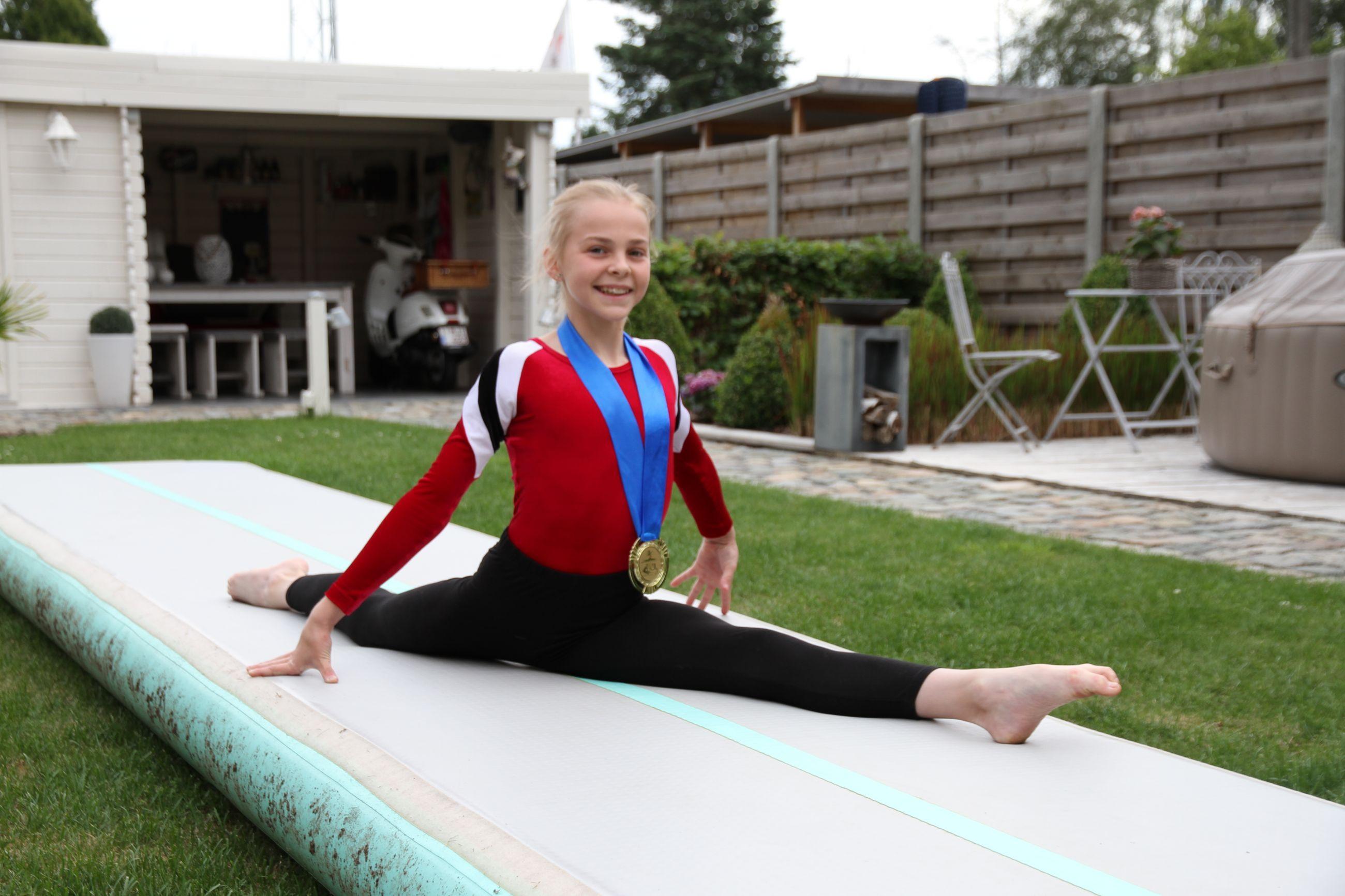 12-jarige Hallaarse op rode loper in Cannes