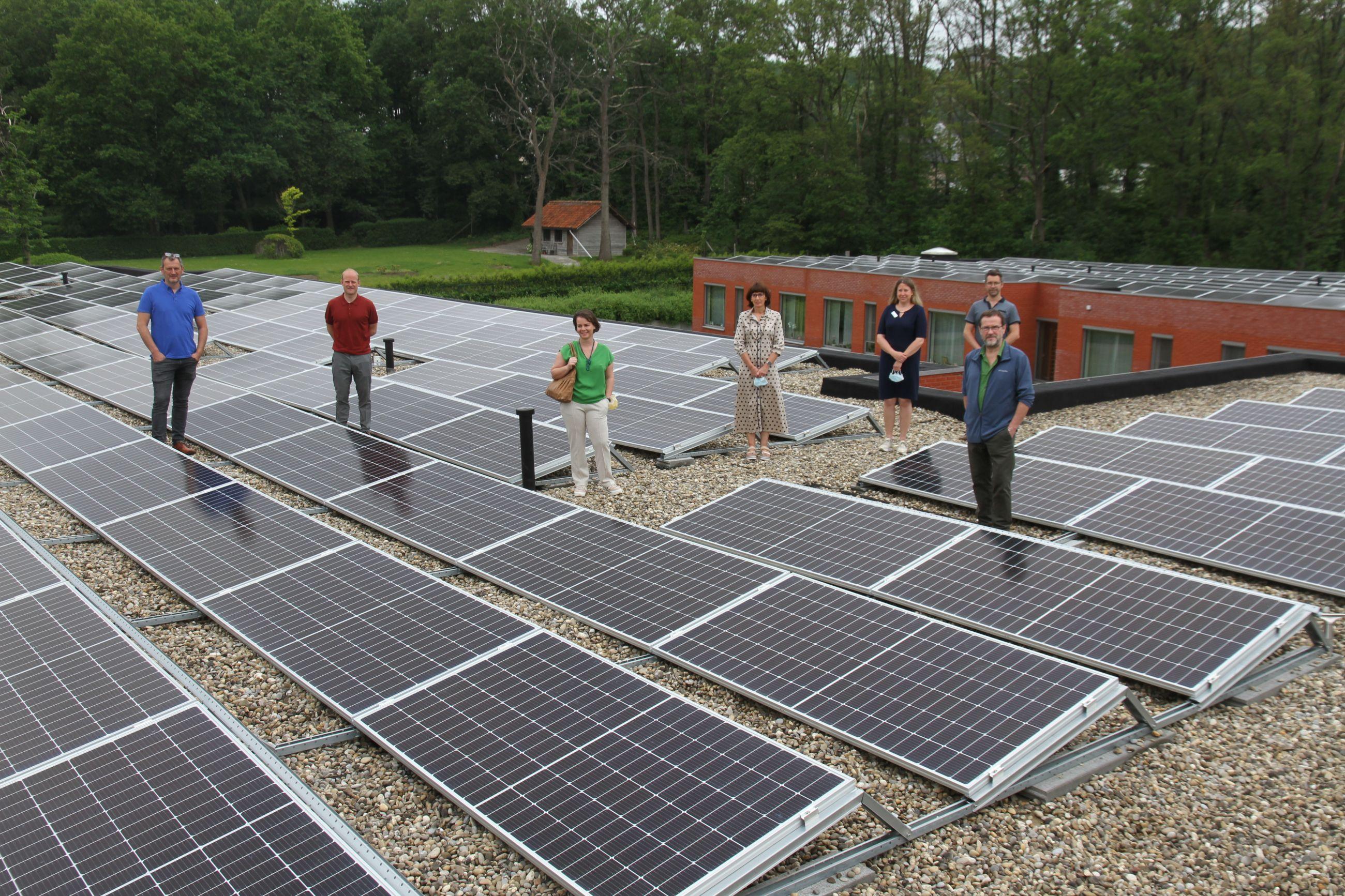 651 extra zonnepanelen in Heist