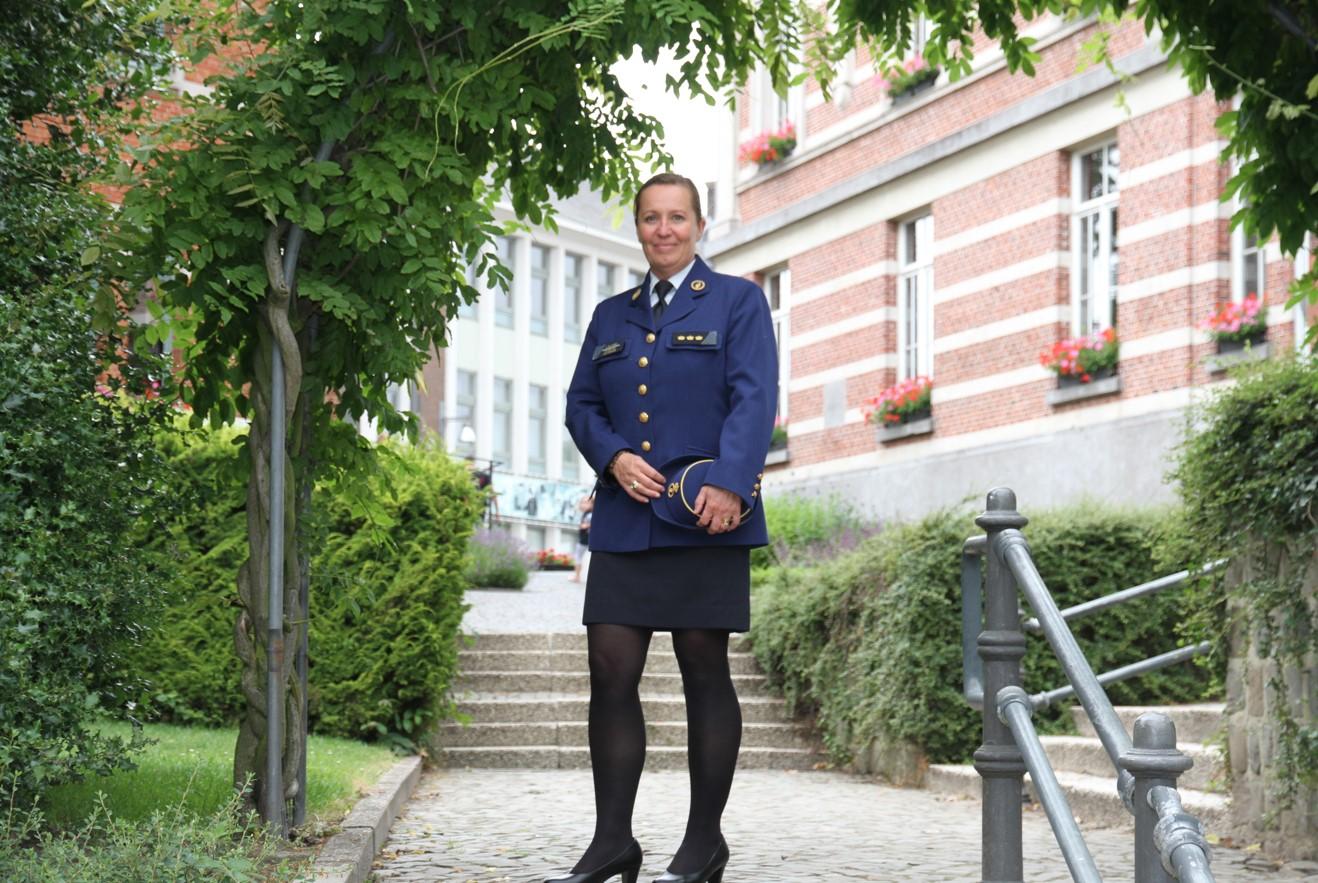 Nieuwe politiebaas Heist