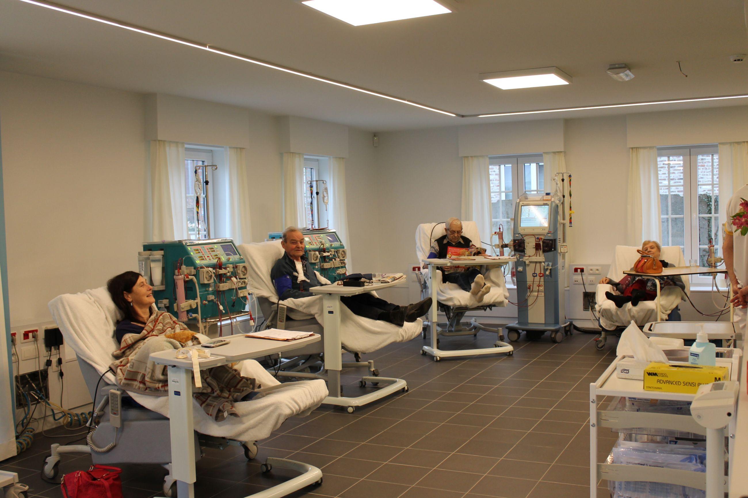 Imeldaziekenhuis opent gloednieuw dialysecentrum in Hallaar