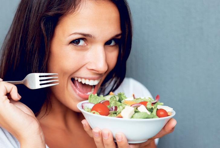 Eet je mooi