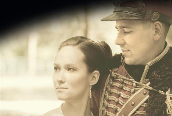 'Viktoria & haar huzaar' door het VMT