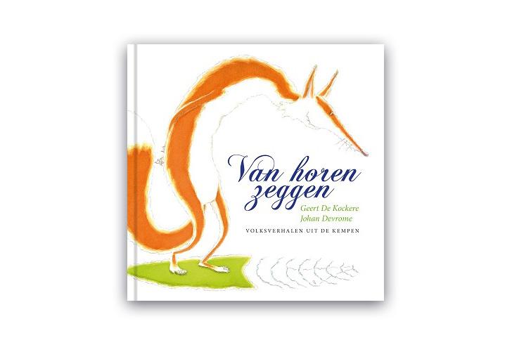 Kinderwandelboek 'Van horen zeggen'