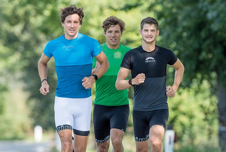 Skinfit, hoogkwalitatieve sportkleding