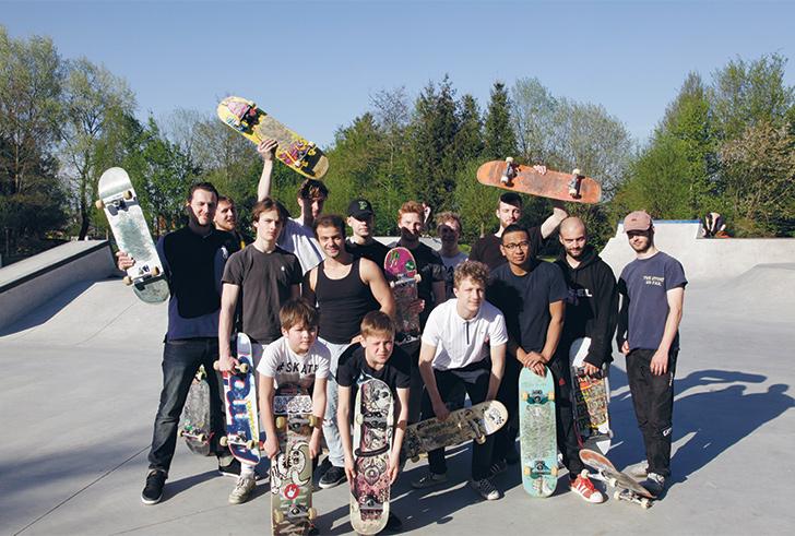 Skateboarden, meer dan sport alleen