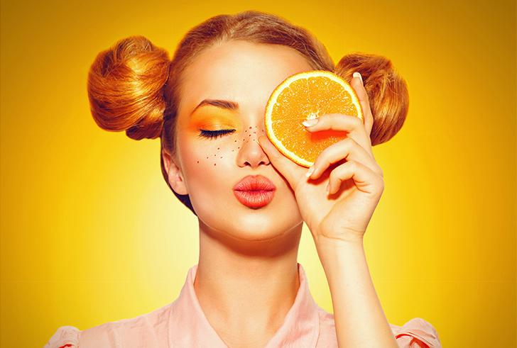 Vitamine C doet wonderen voor je teint