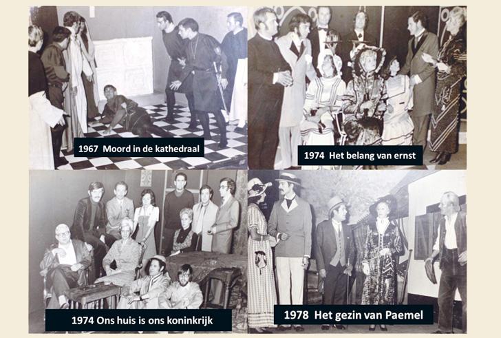 50 jaar Heists Kamertoneel