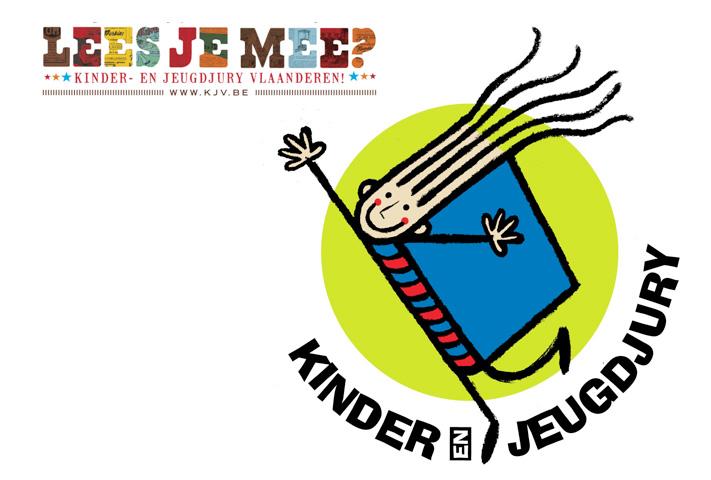 Kinder- en Jeugdjury Vlaanderen zoekt enthousiaste lezers