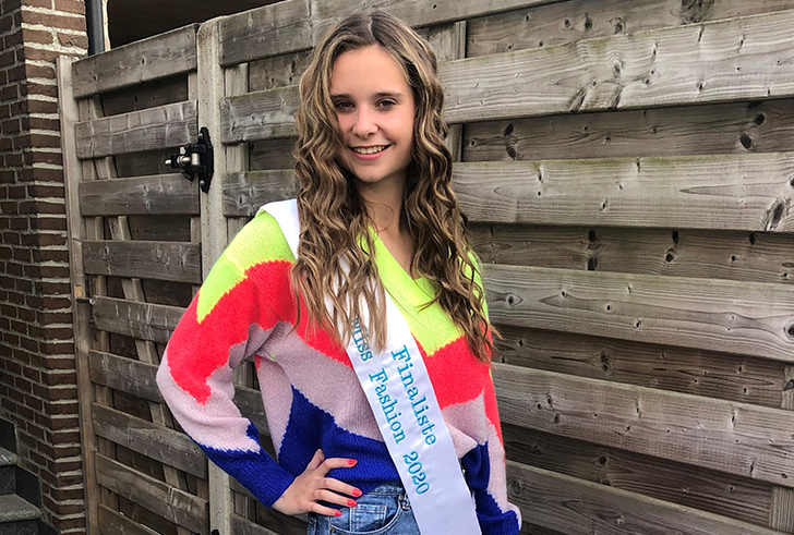 Heistse neemt deel aan Miss Fashion
