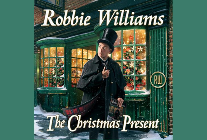 Een Kerstgeschenk van Robbie Williams