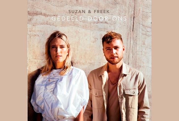 Het langverwachte debuutalbum van Suzan & Freek is een feit