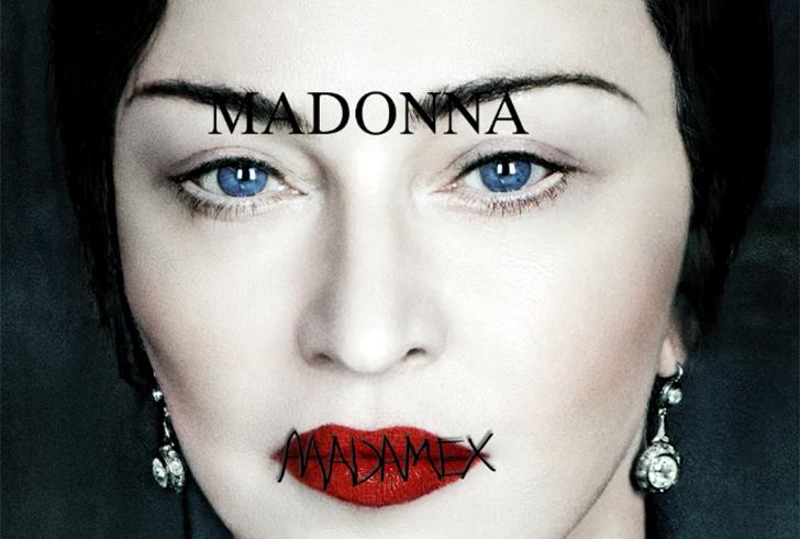 Wereldwijde release van Madonna's nieuw album op 14 juni