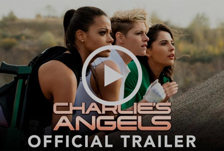 Grande, Del Rey en Cyrus samen in  Charlie's Angels Soundtrack