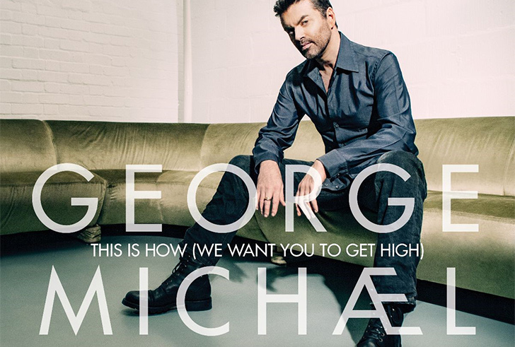 Nieuwe single George Michael