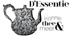 Logo D'Essentie Koffie - Thee & Meer