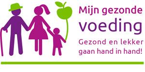Logo Mijn gezonde voeding