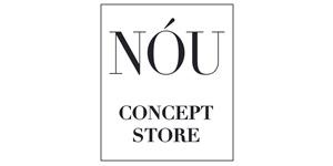 Logo NÓU concept store