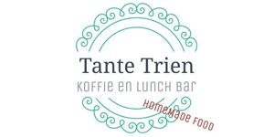 Logo Koffie & Lunchbar Tante Trien