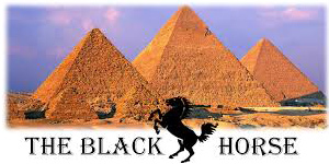 Logo The Black Horse