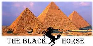 Logo The Black Horse