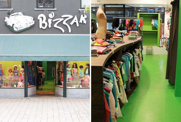 Logo Bizzar