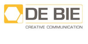 Logo DE BIE | creative communication