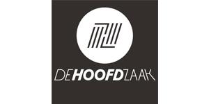 Logo De Hoofdzaak - Kapsalon