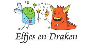 Logo Elfjes en Draken
