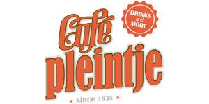 Logo Café 't Pleintje
