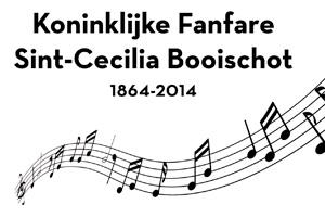 Logo KF Sint-Cecilia Booischot