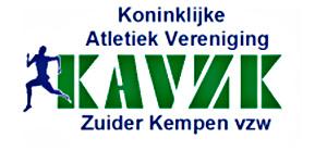 Logo Koninklijke Atletiekvereniging Zuiderkempen (AVZK)