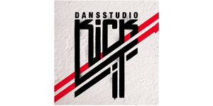 Logo Dansstudio Kick-iT