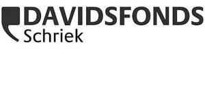 Logo Davidsfonds Schriek